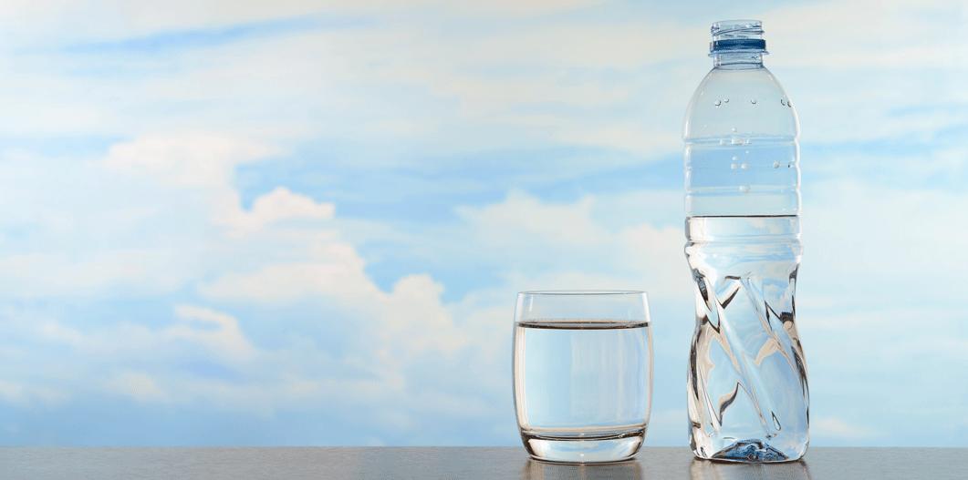 Getränkemarkt Mohr Kirchhausen Wasserflasche